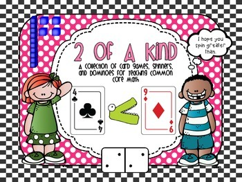 2 of a Kind A Collection of Games and Activities for Teach