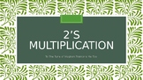 """2's Multiplication Song (To The Tune of Meghan Trainor's """"Me Too"""")"""