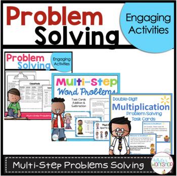 Multistep  Problem Solving BUNDLE