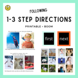 2 to 3 Step Directions (movement edition!)