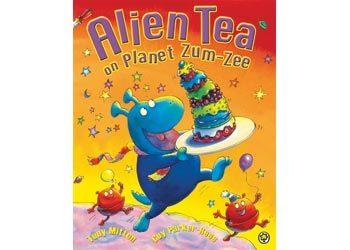 2 weeks planning and resources- Alien Tea on Planet Zum Zee