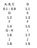 2 x 4 Book Bin Labels