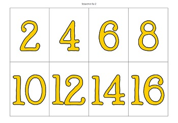 2 x Multiplication Packet Bee Theme