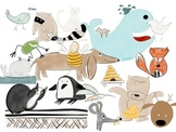 20+ ANIMAL CLIP ART COLLECTION