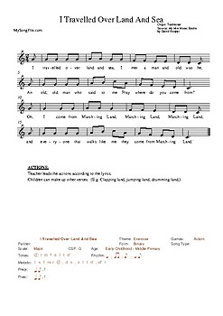 20 Action Singing Games for Teaching with the Kodály Method Collection 2