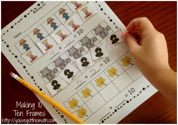 20 Activities for Teaching Adding and Subtraction to Kindergarteners