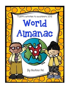 20 Activities to Accompany 2012 Almanac