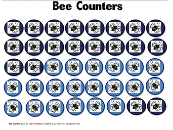 20 Bee Counters