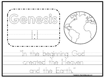 20 bible verse tracing worksheets preschool kindergarten bible