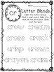 20 Blends Color Worksheets. Kindergarten-2nd Grade ELA.