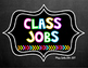 20 Bright & Colorful Class Jobs