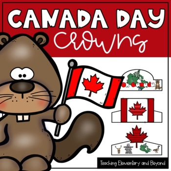 20 Canada Day Crowns