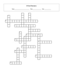 20 Choral Music Masterpieces Crossword with Key
