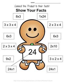 3rd Grade Math: 3rd Grade Reading- Christmas No Prep Activities-3rd Grade