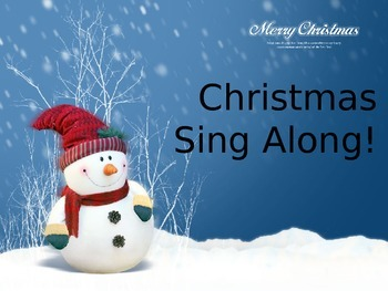 20 Christmas Songs to Sing Along With! Secular and Sacred