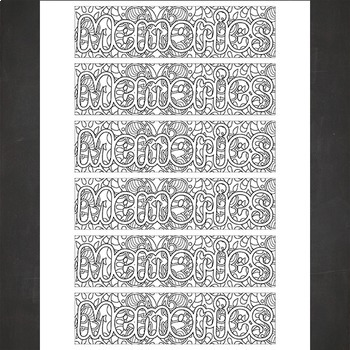 20 Coloring Bookmarks to Print ( BEST SELLER ! )