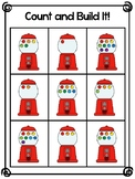 20-Count and Build It Work Mats/Worksheets. Preschool-KDG Math.