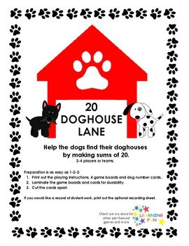 20 DOGHOUSE LANE - Addition to 20