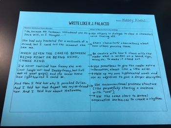 20 Days of Sentence Stalking from Wonder by R.J. Palacio