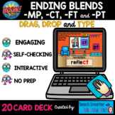 20 ENDING BLENDS -MP. -CT, -FT and -PT DRAG and DROP BOOM CARDS™