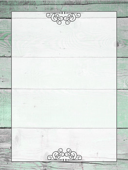 20 Editable Shiplap and Barnwood Classroom Decor Poster Templates (Portrait) PPT