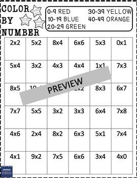 20 FUN Superhero Multiplication Worksheets - Multiplication Facts, Morning Work