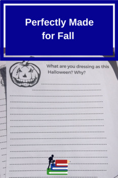 20 Fall Writing Prompts