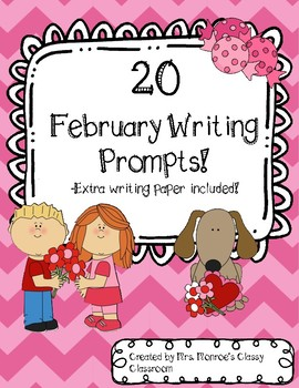 20 February Creative Writing Prompts
