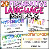 20 Figuartive Language Posters!