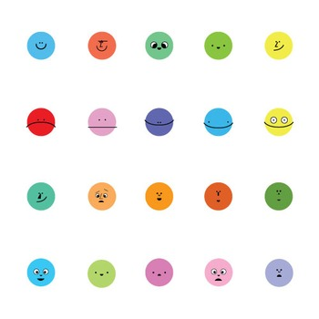 20 Free Smiley Face Clip Art Stickers