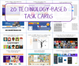 20 Technology-Based Task Cards