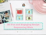 20 Fun and Engaging Recipe Sequencing Mats