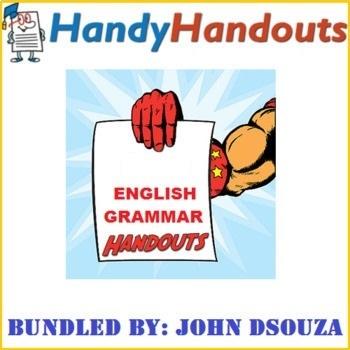 20 GRAMMAR HANDOUTS: BUNDLE