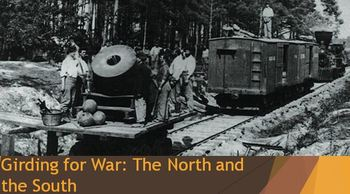 20. Girding for War-The North and the South, 1861-1865