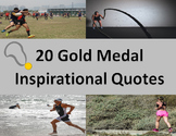 20 Gold Medal Inspirational Quotes