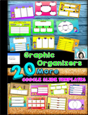 20 More Google Slides Graphic Organizer Templates