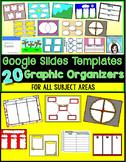 20 Google Slides Graphic Organizer Templates