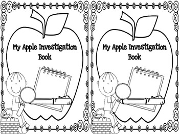 APPLES! 20 Hands-on APPLE THEMED (Activities, Crafts, Investigations, Games)