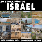 20 High Quality Stock Images - Israel - Commercial use OK!