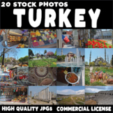 20 High Quality Stock Images - Turkey - Commercial use OK!