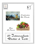 20 Intermediate Dictées and Tests 1