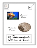20 Intermediate Dictées and Tests 2