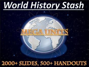20 MEGA UNITS (Handouts + PowerPoints only)