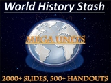 20 MEGA UNITS (Handouts + PowerPoints only)