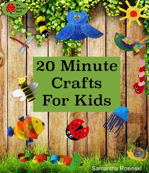 20 Minute Crafts for Kids - epub
