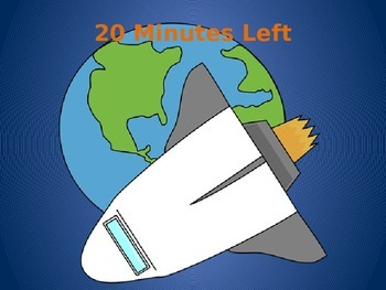 20 Minute Timer (Space Theme)