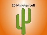 20 Minute Timer (Western Theme)