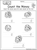 20 Money Worksheets. Coin Addition, Paper Money Addition,