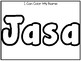 20 No Prep Jasa Name Tracing and Activities. Non-editable. Daycare Writing Activ
