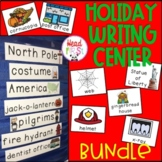 20% OFF GROWING Holiday Pictionary Cards Bundle - Vocabulary - Writing Center